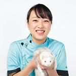 ペット総合科 ペットアドバイザーコース 宮川さん