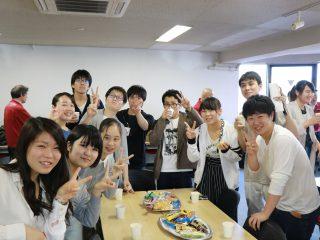オープンキャンパス学生スタッフ歓迎会★