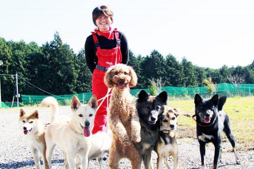 YIC京都ペット総合専門学校 ペット総合科 ドッグトレーナーコース 卒業生イメージ1