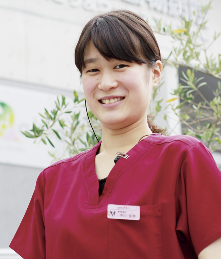 YIC京都ペット総合専門学校 動物看護科 卒業生