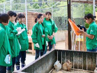 動物園飼育宿泊研修1