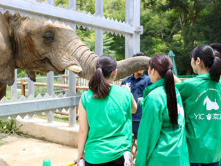 動物園飼育宿泊研修3