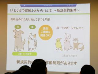 ペット損害保険の講習会3