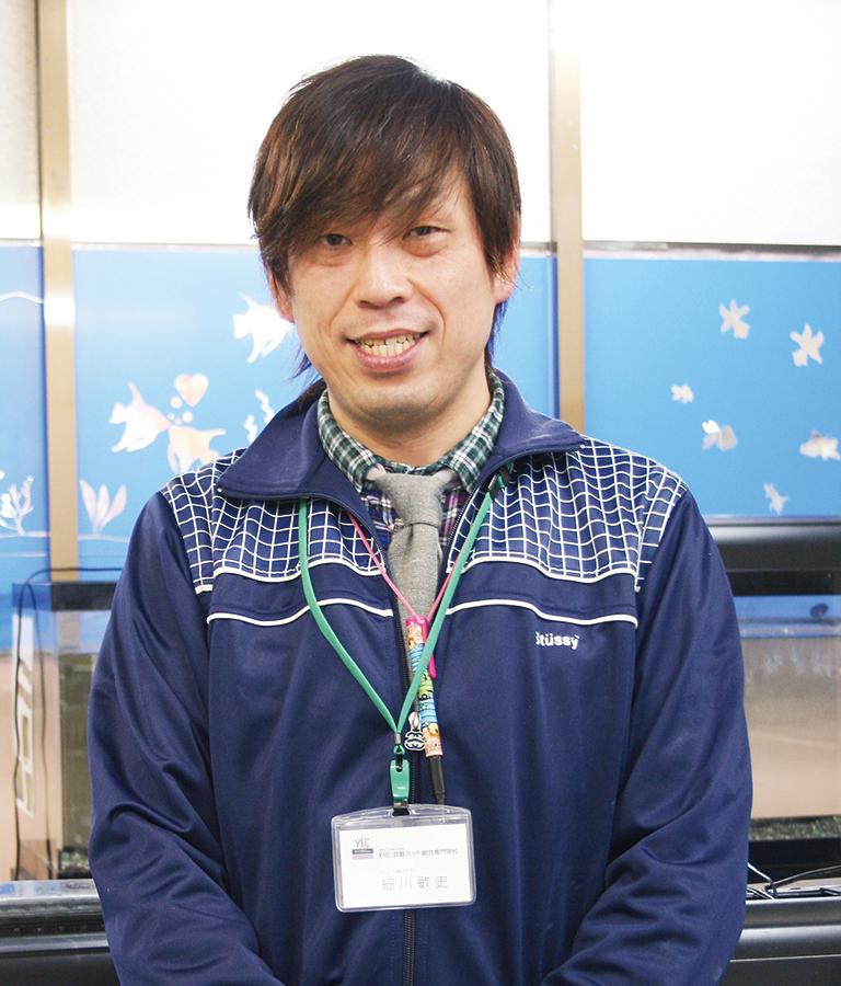 細川 敏史先生